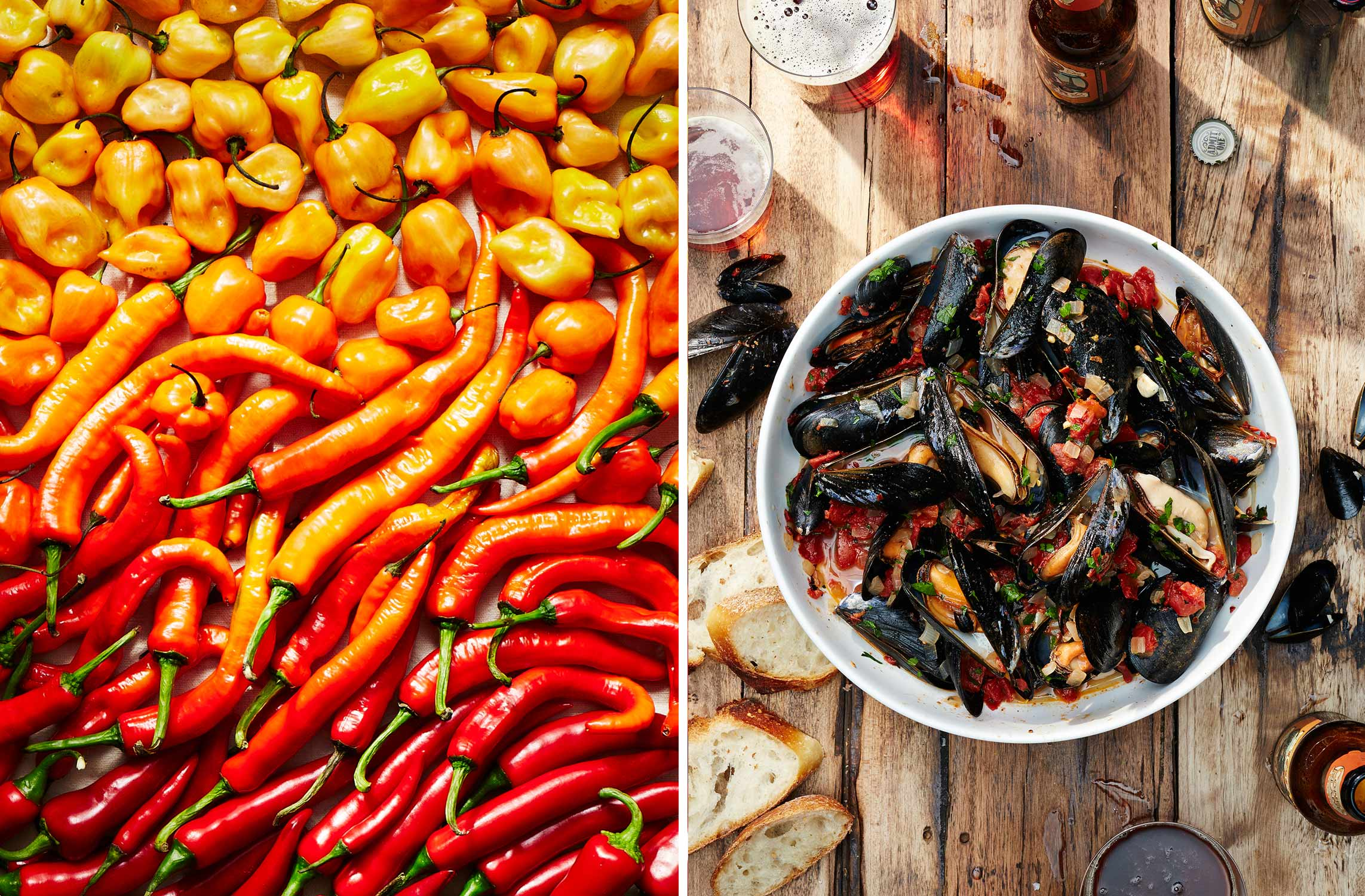 Peppers_Mussels